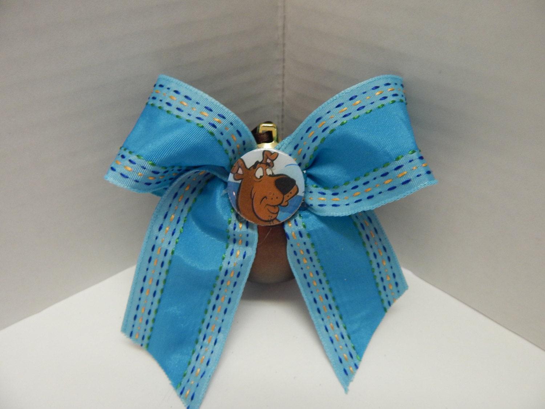 Christmas Ornament Scooby Doo | Etsy