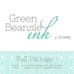 Package Deal for any Design without Customization - please read description to find out what is included