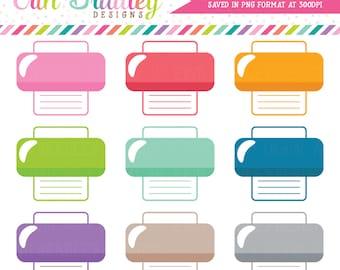 Printer Clipart, School Clip Art, Office & Desk Clip Art, Clipart Graphics for Teachers