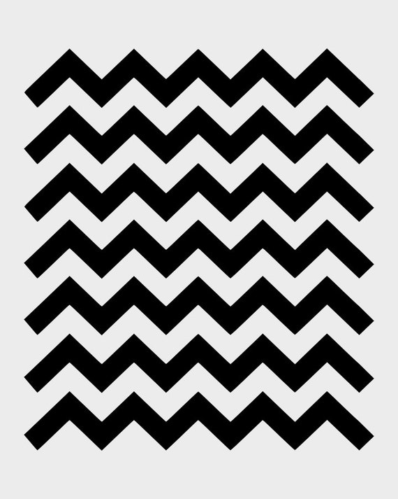 CHEVRON ZIG ZAG stencil stencils background pattern template ...