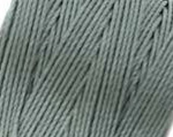 STEEL Super Lon TEX 210 No 18 SLon Beading Cord 77 Yard Spool Bead Thread Kumihimo Macrame Jewelry Twine