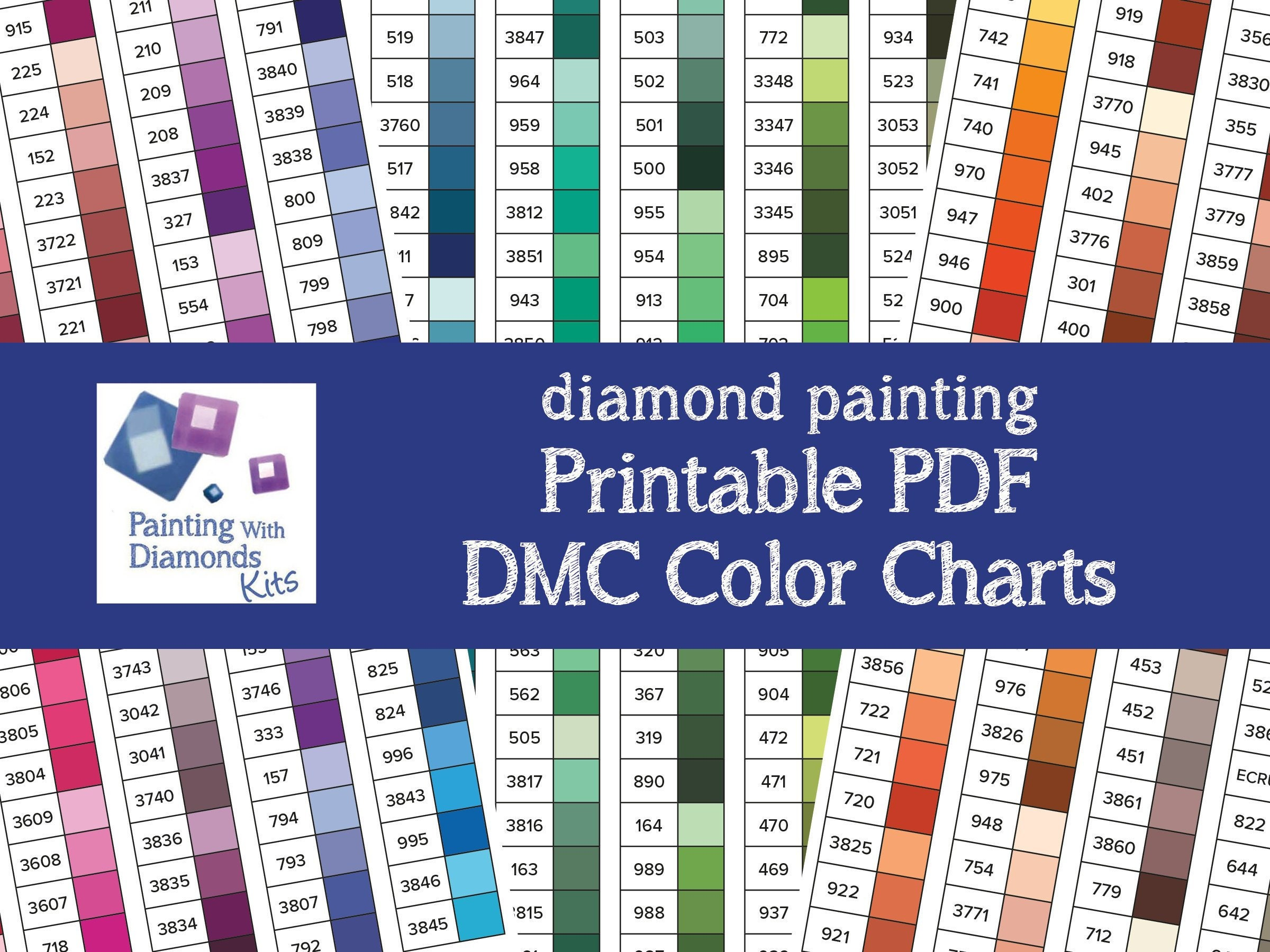 It's just a graphic of Bright Dmc Color Chart 2020 Printable