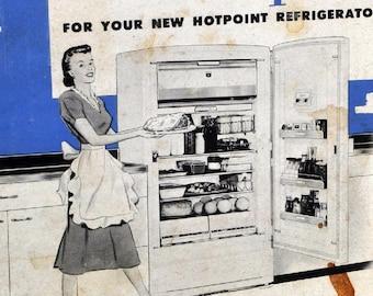 Refrigerator manual | Etsy