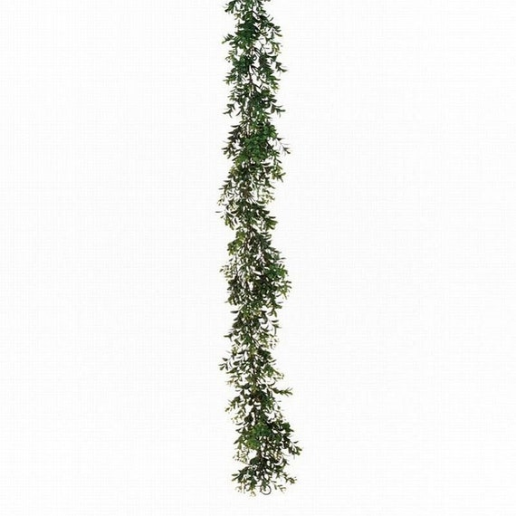 Artificial Boxwood Garland, Christmas Decor, Christmas Decoration,  Garland Supply  FREE SHIPPING