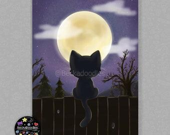 Moonlight Kitty Progress Keeper