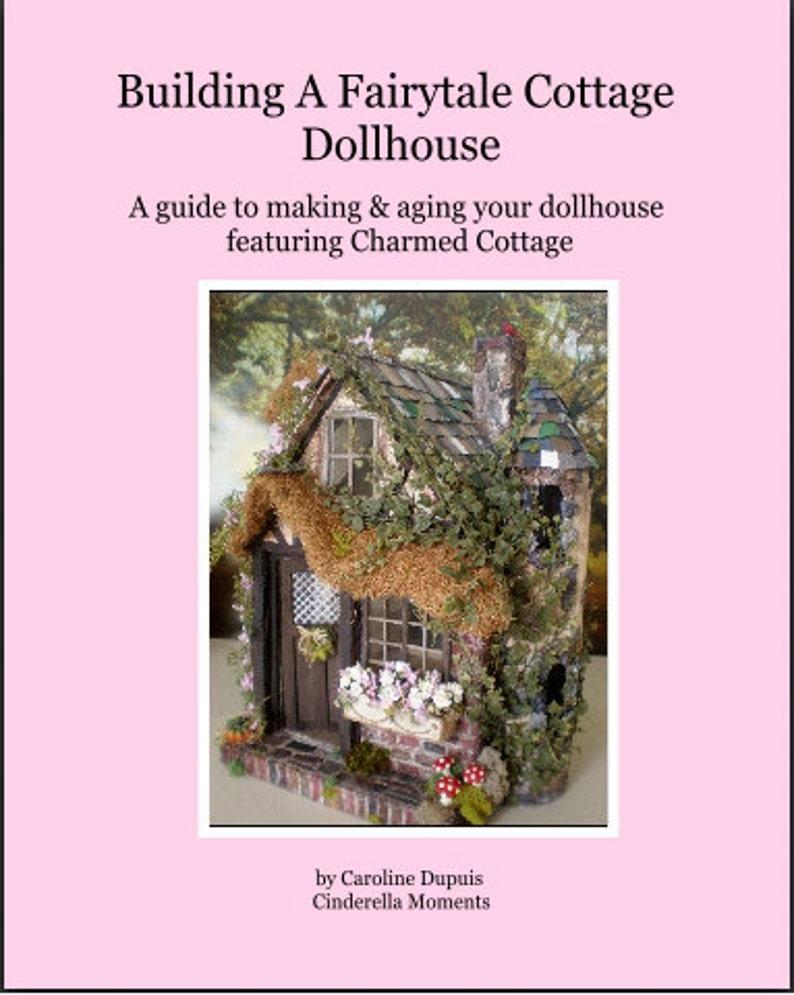 PDF  Building a Fairytale Cottage Dollhouse How To PDF image 0
