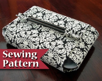 Casserole carrier pattern | PDF Sewing pattern DIY | Instant download | Do it yourself | Casserole holder pattern | Tutorial | Dish cosy