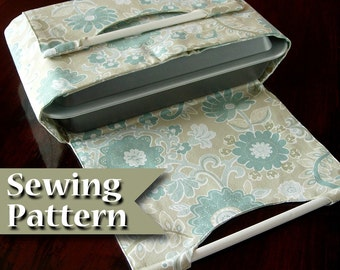 Make your own Casserole carrier | Casserole caddy pattern | Sewing pattern DIY | Instant Download | How to sew casserole caddies | PDF