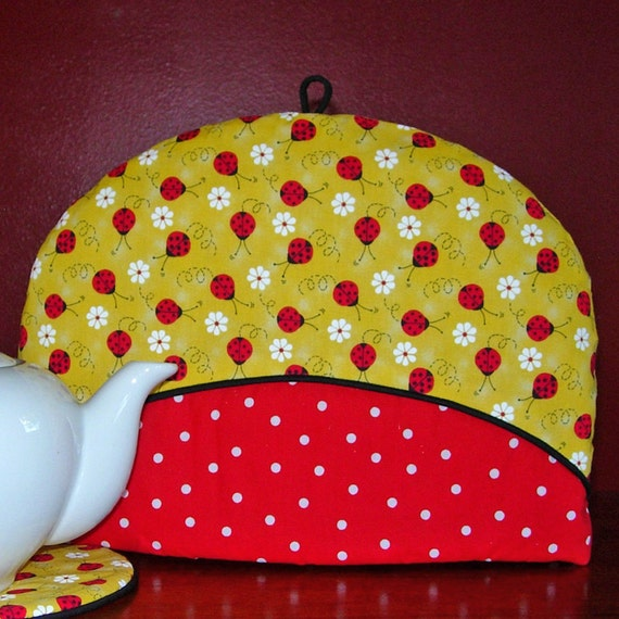 Tea Cosy Sewing Pattern Diy Teapot Cozy Pattern Instant Etsy