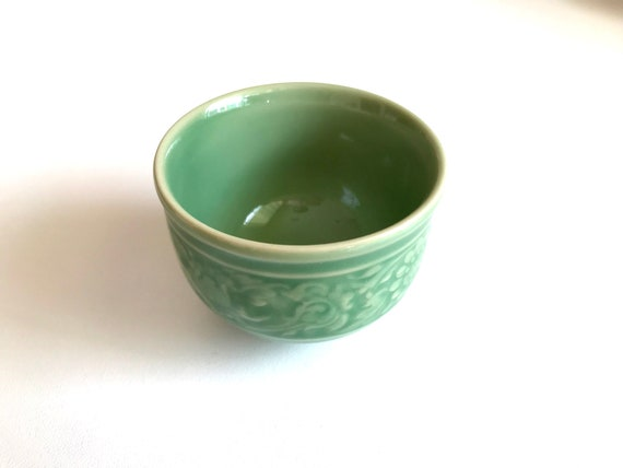Chinese Teacup Small Chinese Bowl