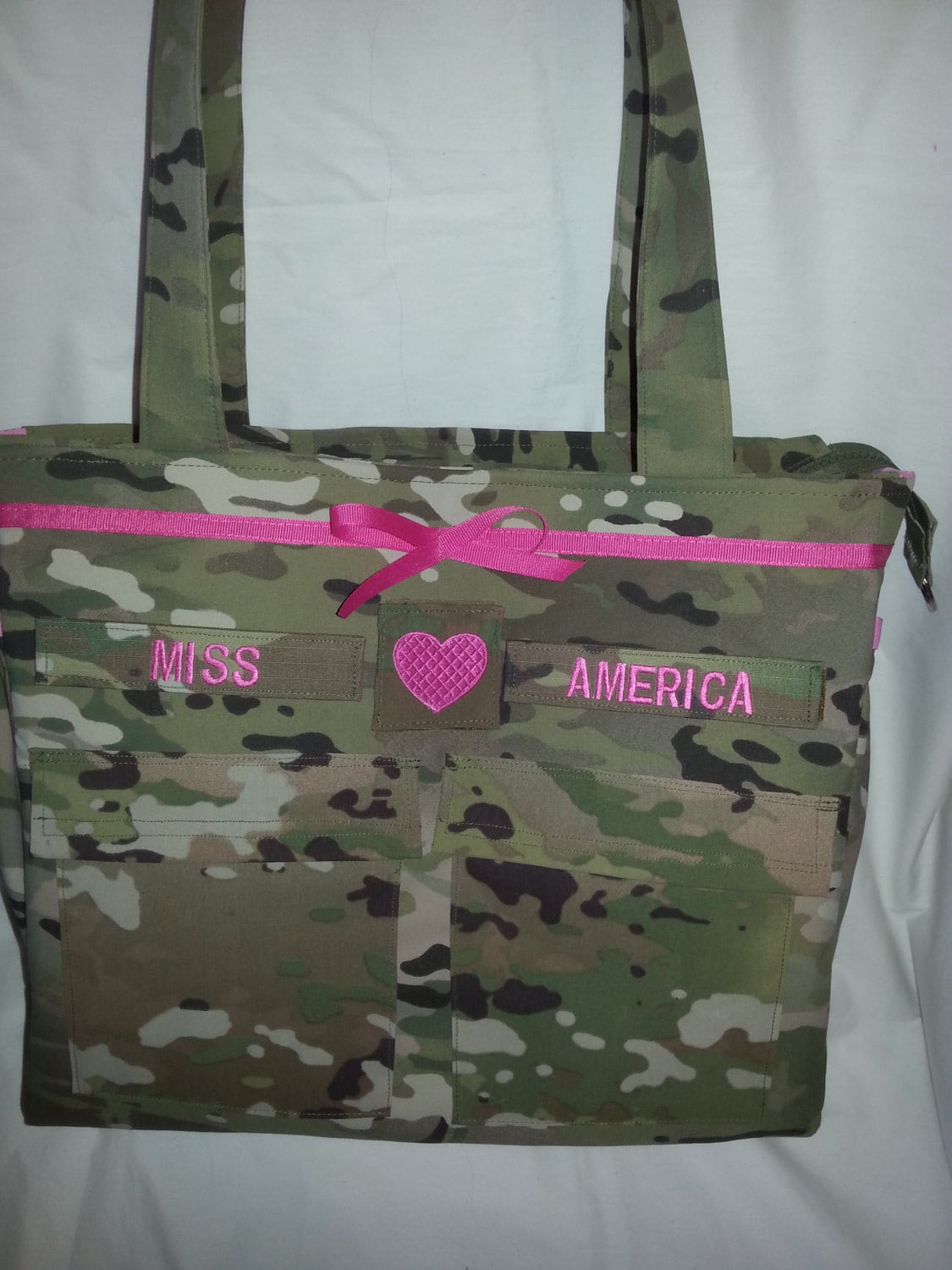Multicam Diaper Bag Army daddy diaper bag gift for him 90 00