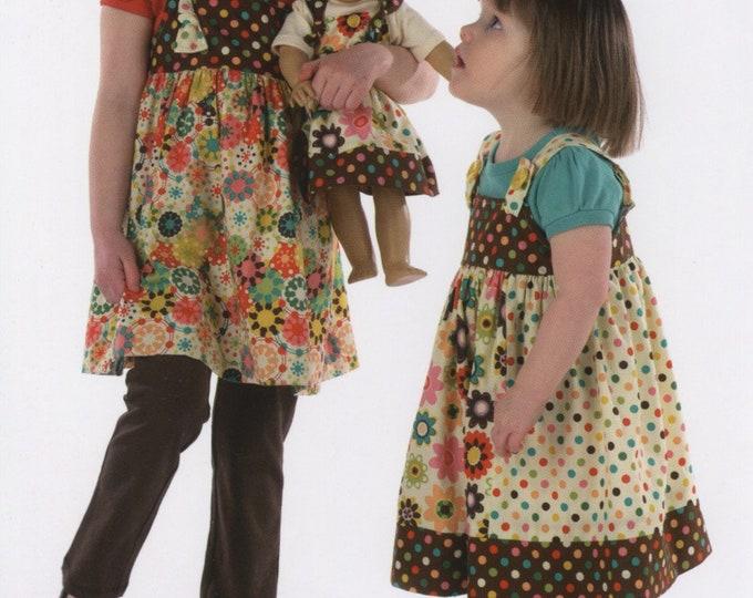 SISTER SMOCK PATTERN, Dress Smock Pattern from Indygo Junction