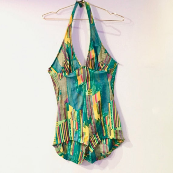 Vintage 70s Swimsuit Made By Sirena -