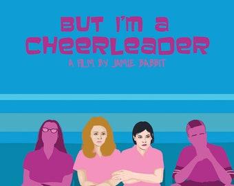 BUT I'M A CHEERLEADER Poster Artwork