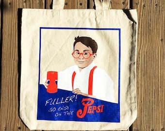 Fuller Home Alone Tote Bag