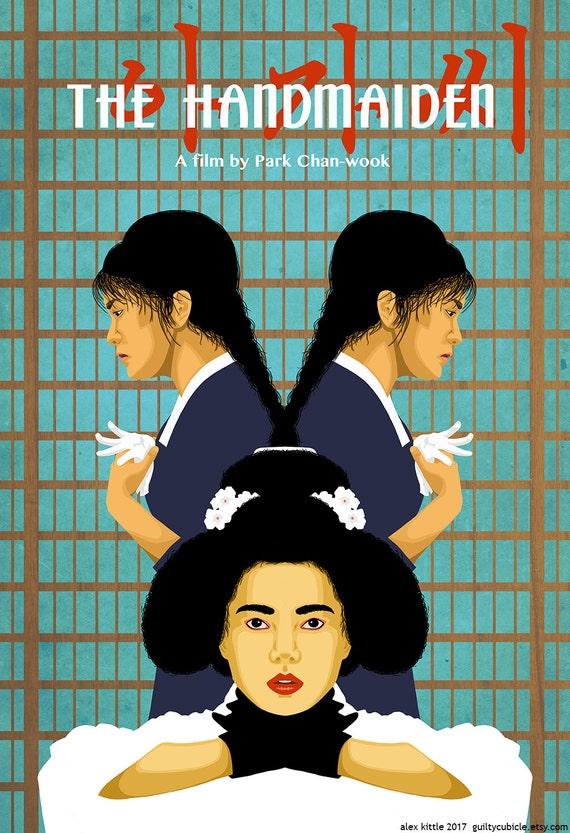 Handmaiden Movie Poster