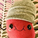MADE TO ORDER: Chilly Chili Bean, Chill E. Bean plush