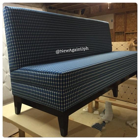 Kitchen Bench Upholstered Kitchen Bench Custom Bench