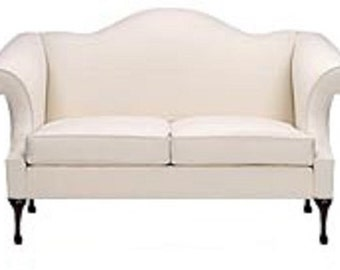 Charmant Custom Queen Anne Sofa Made To Order Couch Custom Livingroom Furniture  Loveseat Queen Anne Sofa And Loveseat Custom Made Sofa And Loveseat