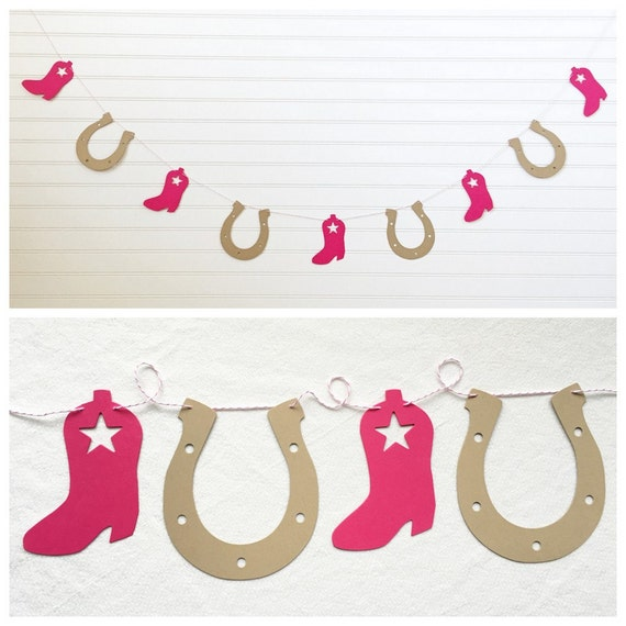 Glitter Lucky In Love Banner Country Western Wedding Banner Bridal Shower Decoration Cowgirl Sign Lucky Horseshoe Garland 5 inch letters
