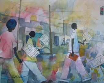 African American Artwork Prints