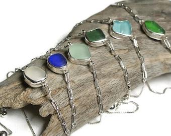 sea glass jewelry, sea glass bracelet, beach glass jewelry, west coast sea glass, beach glass bracelet, sea glass, beach glass, lake Erie