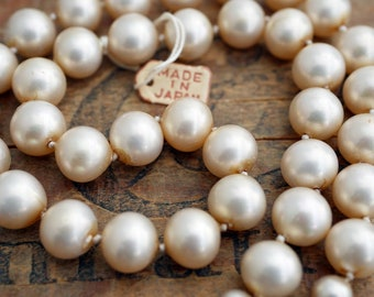 16 In Natural Color, Great Luster Beautiful Iridescent Color 6.5-7mm Full Strand Freshwater Pearl Near Round Beads