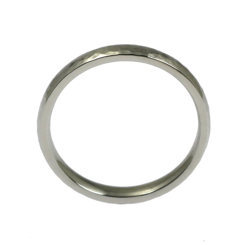 Mens Hammered Wedding Rings 3mm Hammered Stainless Steel Mens Comfort Fit Wedding Band Ring John S Brana Stainless Steel Mens Ring