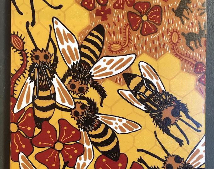 Honeybee reproduction