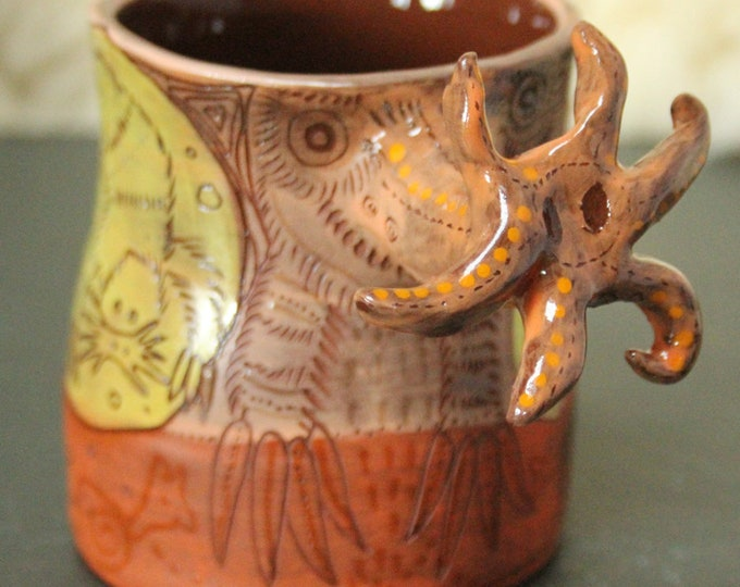 Starry nosed mole cup