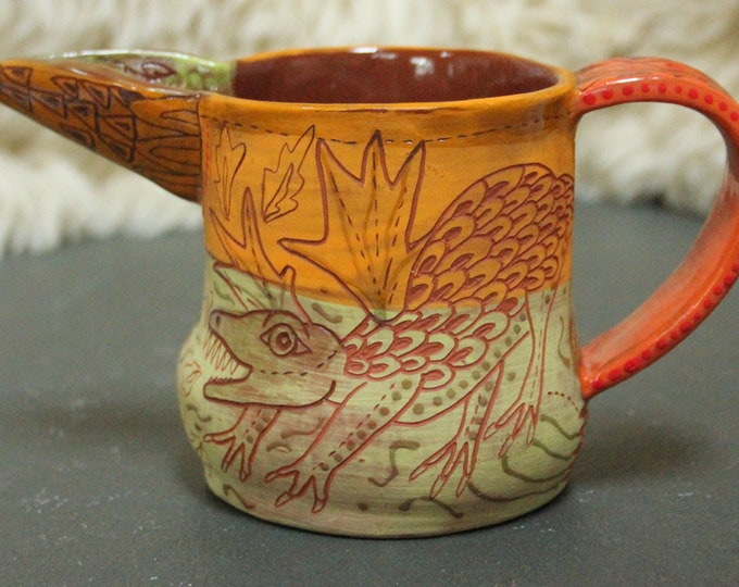 Dragon Pitcher