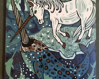 Unicorn and Narwhal reproduction