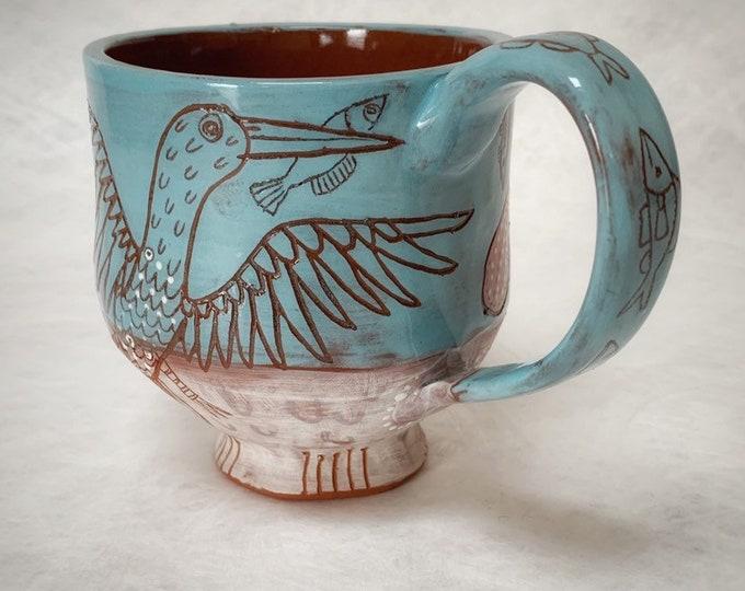Anhinga and Spoonbill Mug