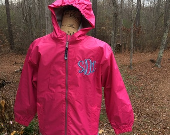 4e38365e7904 Youth rain jacket