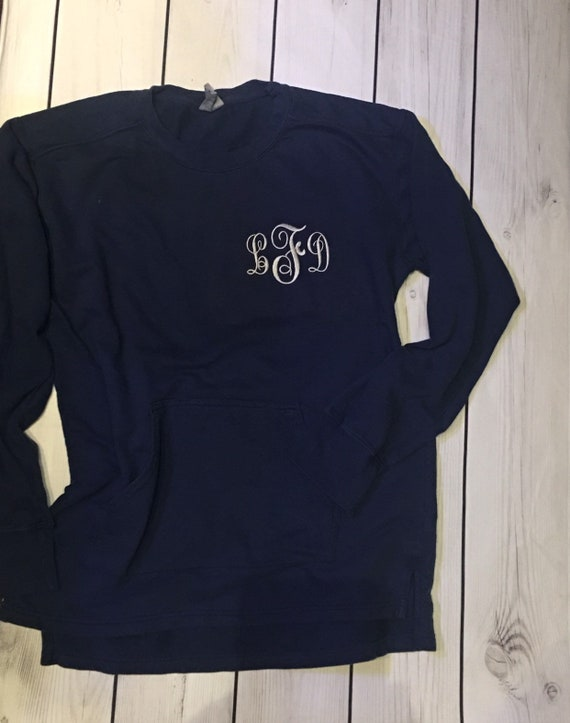 Sizing Line Up for Comfort Colors Crewneck