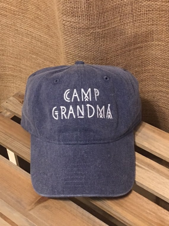 Custom Snapback Hats for Men /& Women Best Strong Grandma Ever Embroidery Cotton