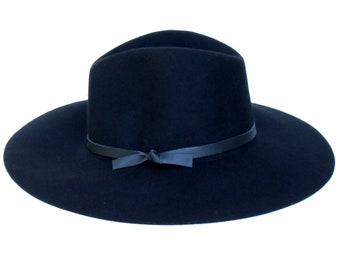 f4cbc1d9d41 Women s Felt Hat Burgundy Fedora Hat Women s Fedora Hat Floppy Hat Wide  Brim Felt Hat Boho Hat Bohemian Fashion