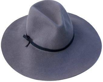 Wide Brimmed Fedora Hat Floppy Women s Hat Winter Accessories Wool Felt Hat  Floppy Brim Boho Fashion Bohemian Style Hippie Fashion 1ebdbcfd6f9f