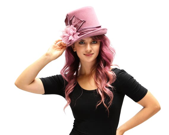 Pink Tophat
