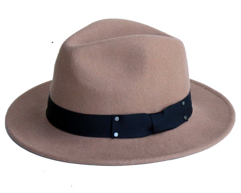 Fedora Trilby Hat Women s Hat Winter Accessory Wool  ae32a07a0828