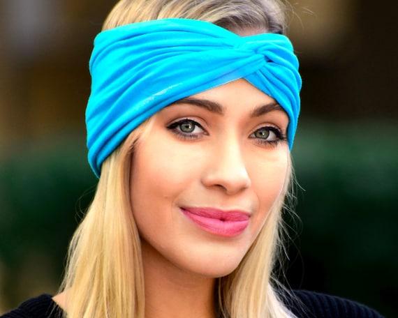 Turquoise Headband- Malia