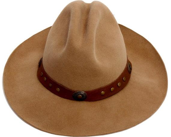 Cowboy Hat Floppy Cowboy Hat Women's Cowboy Hat Men's Cowboy Hat Country Western Ranchers Indiana Jones Hat Fall Fashion Fall Accessories