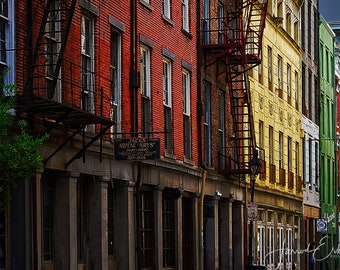 Decatur Street Color - New Orleans Photography
