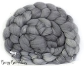 COAL - Hand Dyed Roving M...