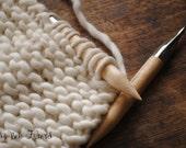 Wood Jumbo Chunky Knittin...