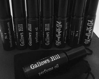 Gallows Hill Limited Edition No. 4 Perfume Oil
