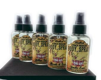 NEW Sucker Punch Stench Reducer Body Spray