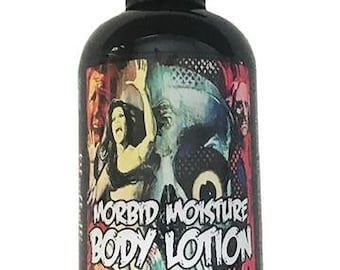 Cursed Morbid Moisture Body Lotion