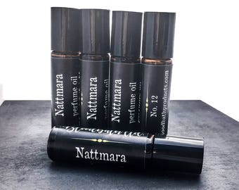 Nattmara Limited Edition Perfume Oil No. 12