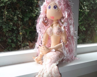 e-Pattern - ADRIANA - gorgeous large memaid